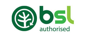 We are BSL Authorised
