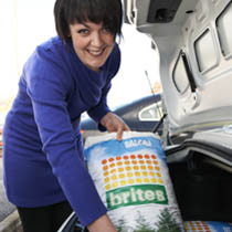 Wood Pellets from Balcas brites